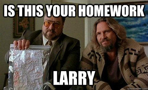 homeworklarry